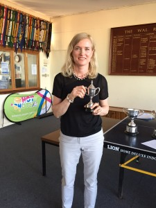 2014 Pennant Player of the Year Grade 3 Women - Therese Oyston