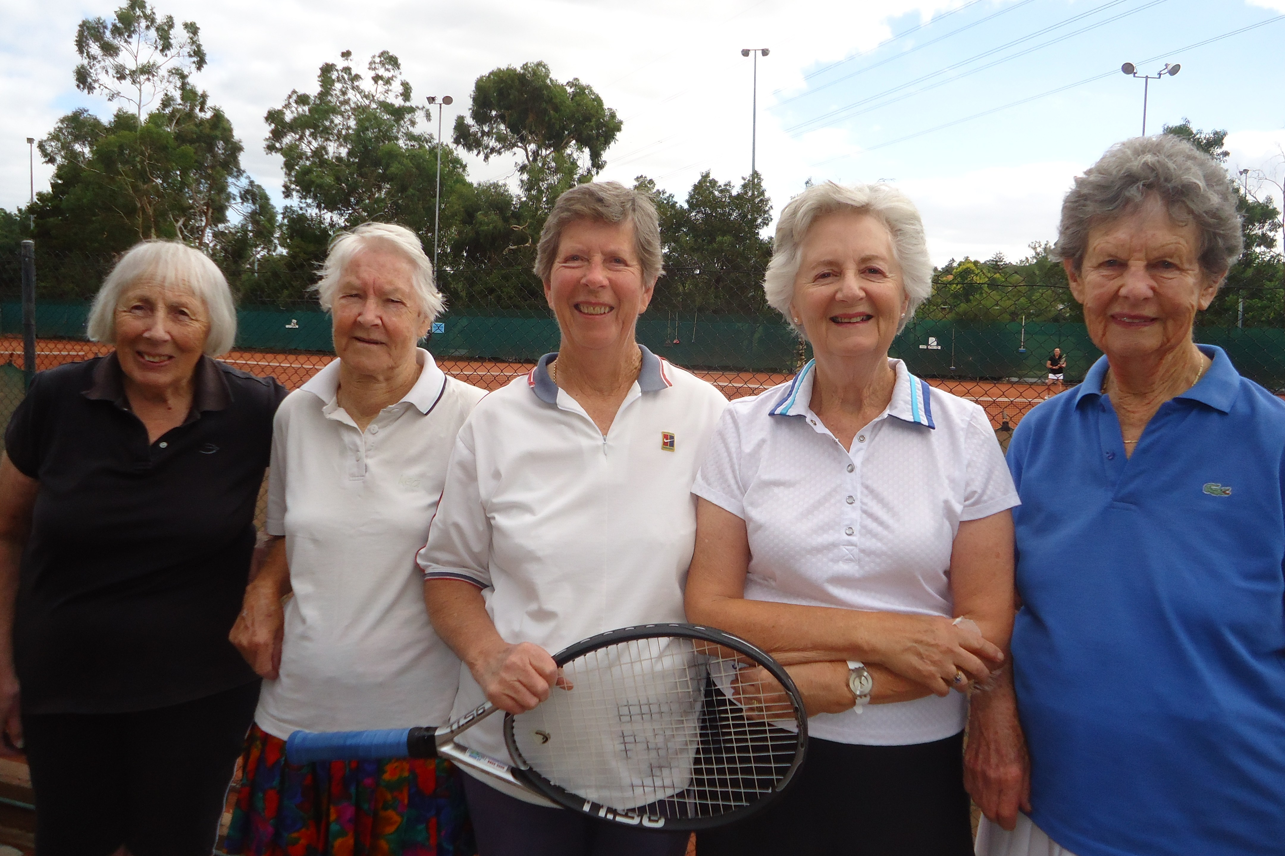 EMTC Tuesday Social Ladies